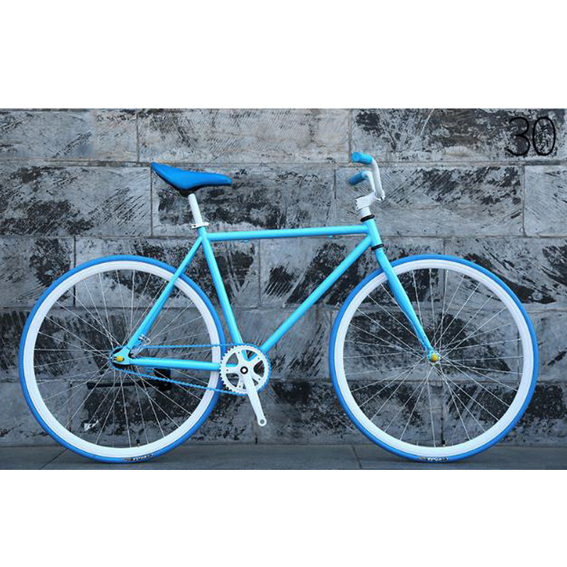 141003/Men and women style bend the road bike / inverted brake solid tire adult life to fly the bike/Dead fly bike /