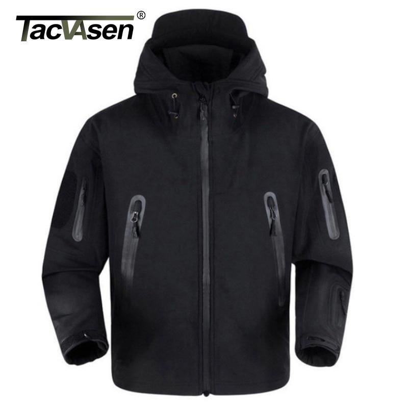 Tacvasen 열 업 그레 이드 v5.0 군사 전술 재킷 남자 통풍 방수 windproof 소프트 쉘 미 육군 귀리 TD YCXL 001-에서재킷부터 남성 의류 의  그룹 1