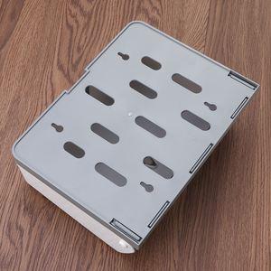 Image 5 - קיר רכוב אמבטיה תיבת נייר רקמות מיכל נייר מגבת מתקן רקמות תיבה מחזיק