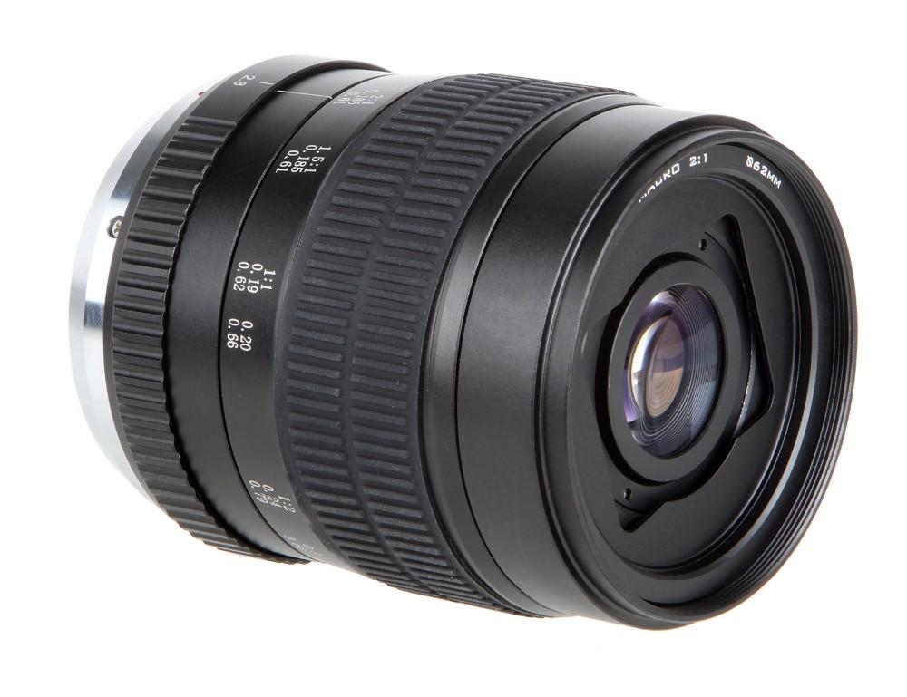 60mm f/2.8 2:1 Super Macro Manual Focus Lens for Nikon F Mount D70 D50 D30 D800 D700 DSLR 1