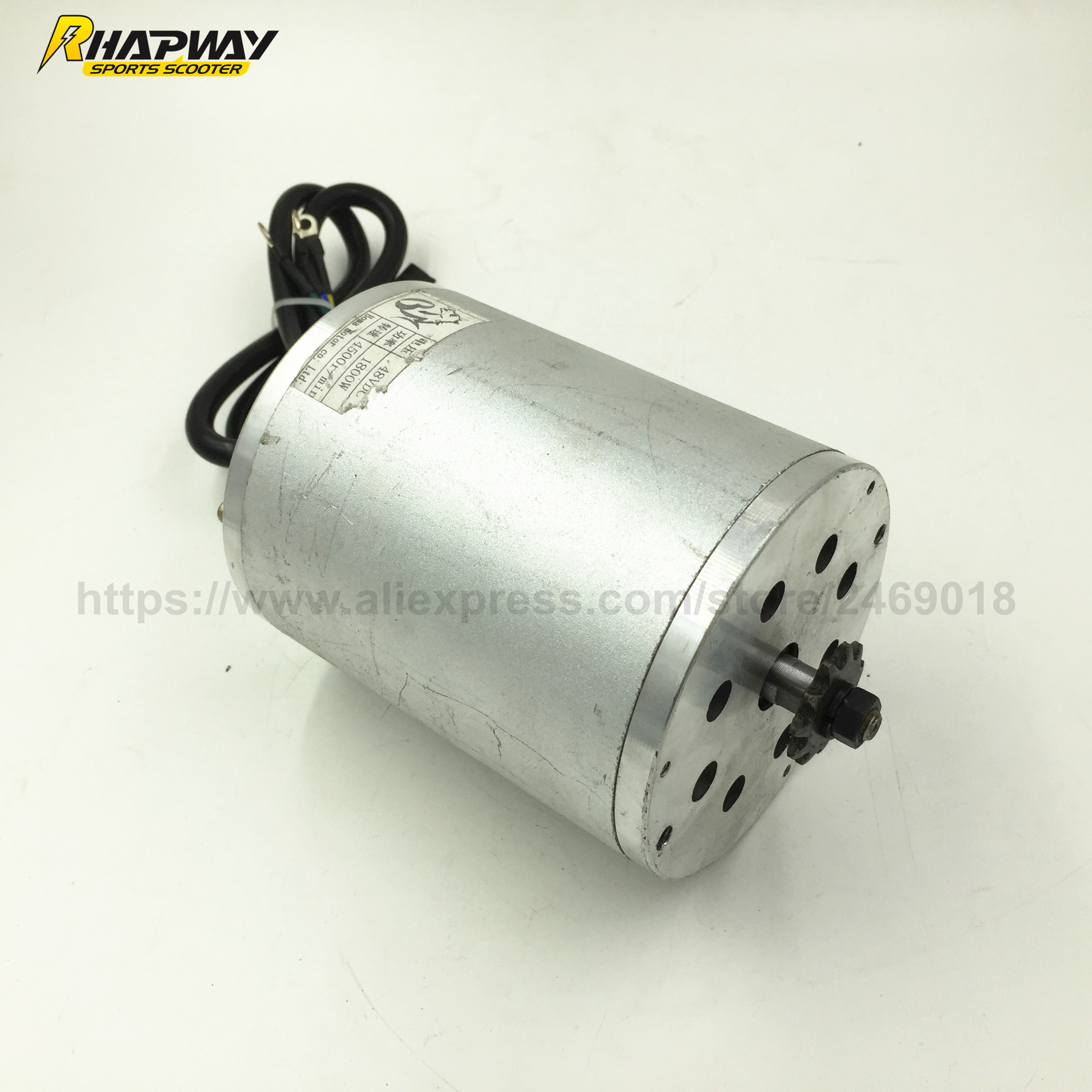 High quality 1800w 48v brushless dc motor electric scooter for Brushless dc motor cost