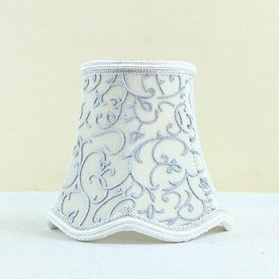 Candle Lamp Shades Shop: Chandelier Mini japanese Lamp Shade, elegant retro lamp shades, Clip On,Lighting