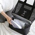 Bolsos más frescos para las mujeres de comida de picnic bolsa de almuerzo bolsa térmica sac isotherme térmica lancheira escolar bolsas de dos pisos