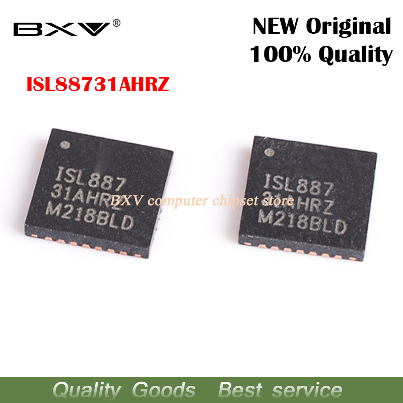 10pcs ISL88731AHRZ ISL88731A ISL88731 ISL887 31AHRZ QFN  New Original Laptop Chip Free Shipping