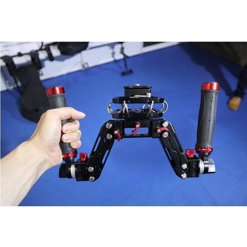 Hontoo Spring Arm Gimbal Steadicam Stabilizer Support for DJI ROIN Zhiyun Crane 2 TILTA G2 3