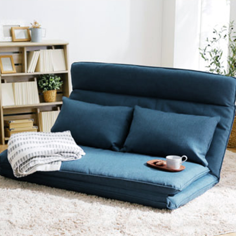 Living Room Futon Chair Sofa Bed Furniture Japanese Floor Legless Modern Fashion Leisure Fabric Reclining In Sofas From