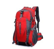 Hot Sale Multi-function Men Backpack High Quality Mountaineering Nylon Bags Fashion Women Laptop Backpacks Schoolbag  JIE-037 стоимость