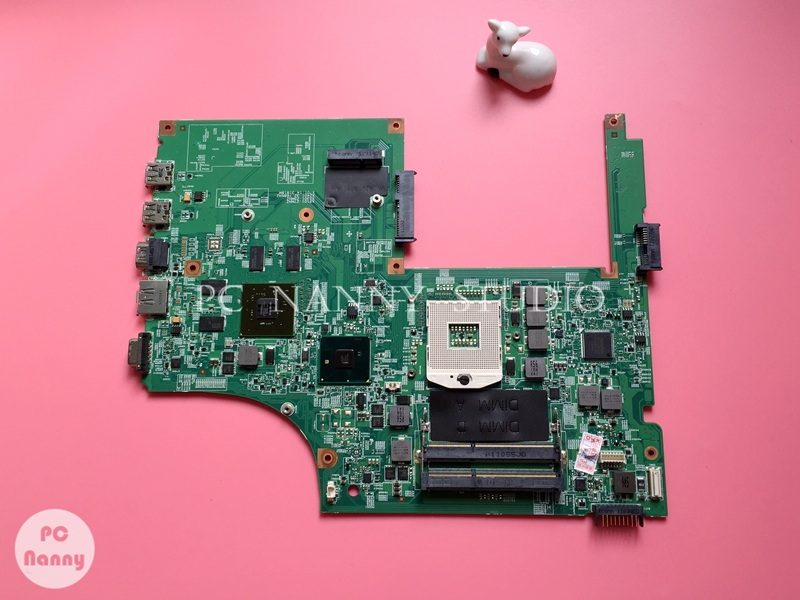 NOKOTION WTW8F 0WTW8F 48 4RU06 011 for Dell Vostro 3700 Laptop Motherboard HM57 S989 w NVIDIA
