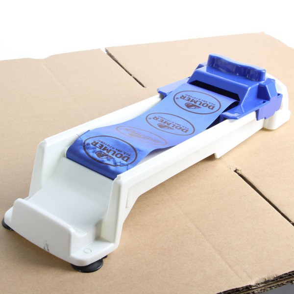 High Quality! Newest Stuffed Grape/Cabbage Leaf Rolling Tool Roller Machine Kitc