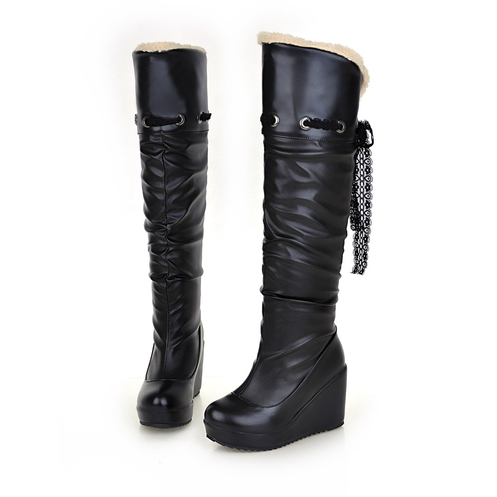 Model 2017  Cheaper Kamik Luxembourg  Winter Boots  Black  Women Boots