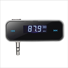 Hot Car FM Transmitter For Smart Phone Bluetooth Wireless Auto Player Audio Devices Fm Modulator LCD Display Car Accessories