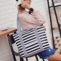 New canvas bag / simple lady shopping bag / shoulder portable Mummy bag /diaper bag/baby bag65z