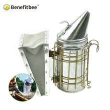 Benefitbee Bee Smoker Beekeeping Small Size For hive Beekeeper Tools Stainless Steel Material