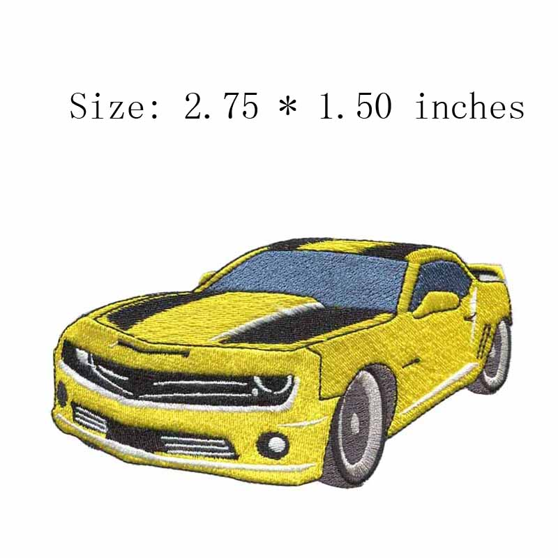 CHEVROLET CAMARO NEW CLOTHING PATCH