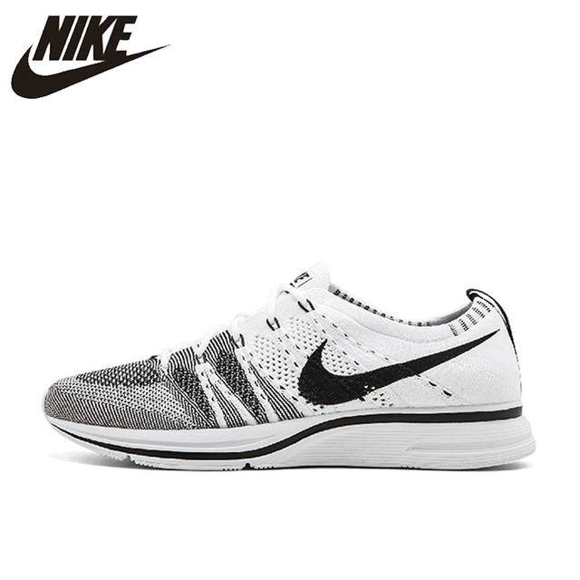 1bae1e3bc61d Nike Flyknit Trainer Men s Breathable Original New Arrival Official Running  Shoes Sports Sneakers AH8396 100-in Running Shoes from Sports    Entertainment on ...