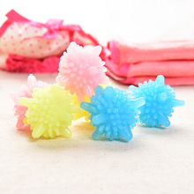 Random Color Magic Laundry Ball Clothes Washing Balls For Machine Dryer Softener Household Cleaning Tools