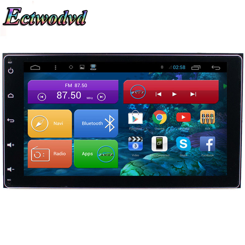 Ectwodvd 10.2inch Octa Core Android 7.1Quad Core Android 6.0 Car DVD GPS for Toyota Sienna 2015 2016 2017-