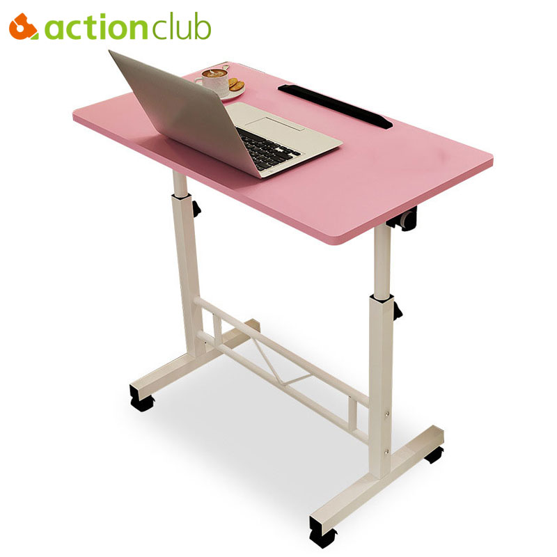 Simple Modern Office Desk Portable Computer Desk Home: Actionclub Adjustable Computer Desk Home Laptop Table
