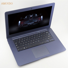 Amoudo-6C Plus Intel Core i5 Processor 4GB RAM+64GB SSD+1TB HDD Windows 7/10 System Ultrathin Laptop Notebook Computer on Sale