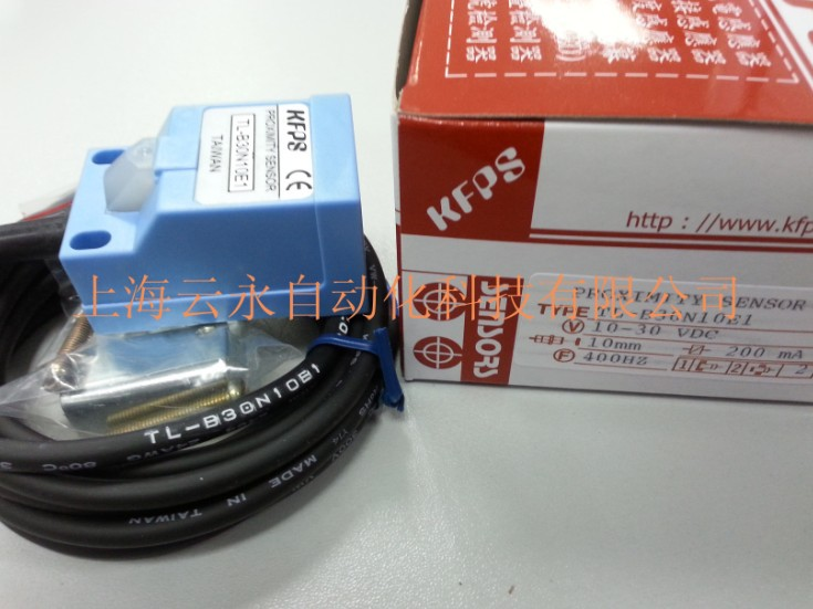 NEW  ORIGINAL TL-B30N10E1  Taiwan kai fang KFPS twice from proximity switch turck proximity switch bi2 g12sk an6x