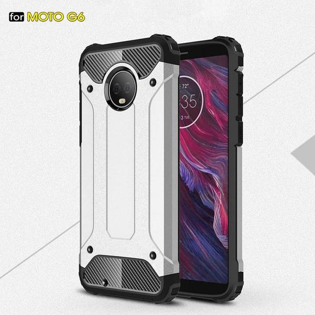cheaper e876a c2e21 US $2.99 40% OFF|For Motorola Moto G6 / MotoG6 5.7