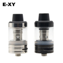 E-XY S1  Tank Atomizer 0.5 Ohm Core Coil 2.5ML Capacity 22mm 510 Thread For Electronic Cigarettes Vape Vapor Box Mod 1PCS