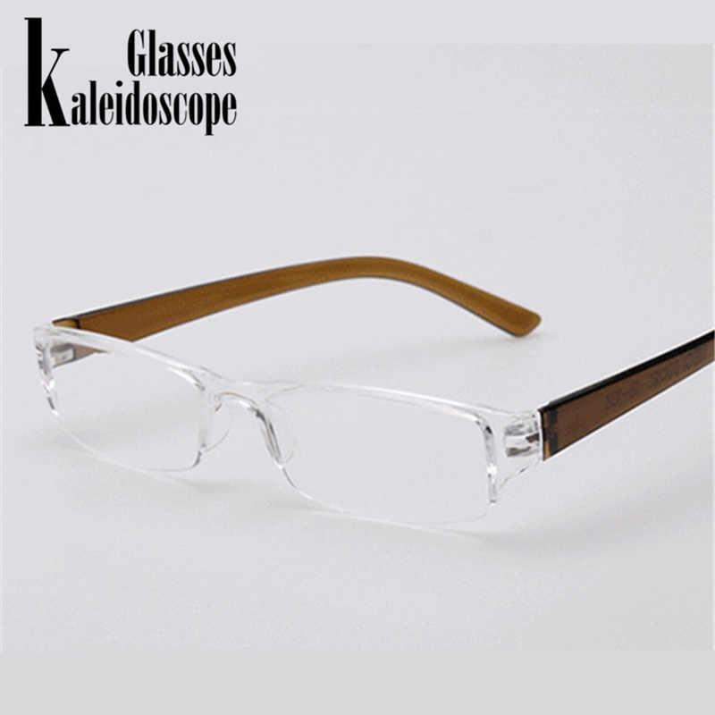 Линзы из смолы для мужчин и женщин, очки для чтения, ультралегкие очки для бровей и дальнозоркости, очки против усталости, линзы для дальнозоркости, очки по рецепту