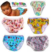UPF 50 I Play Swim Diaper Non Disposable Swim Diapers For Boys Baby Swimwear Love Swimming