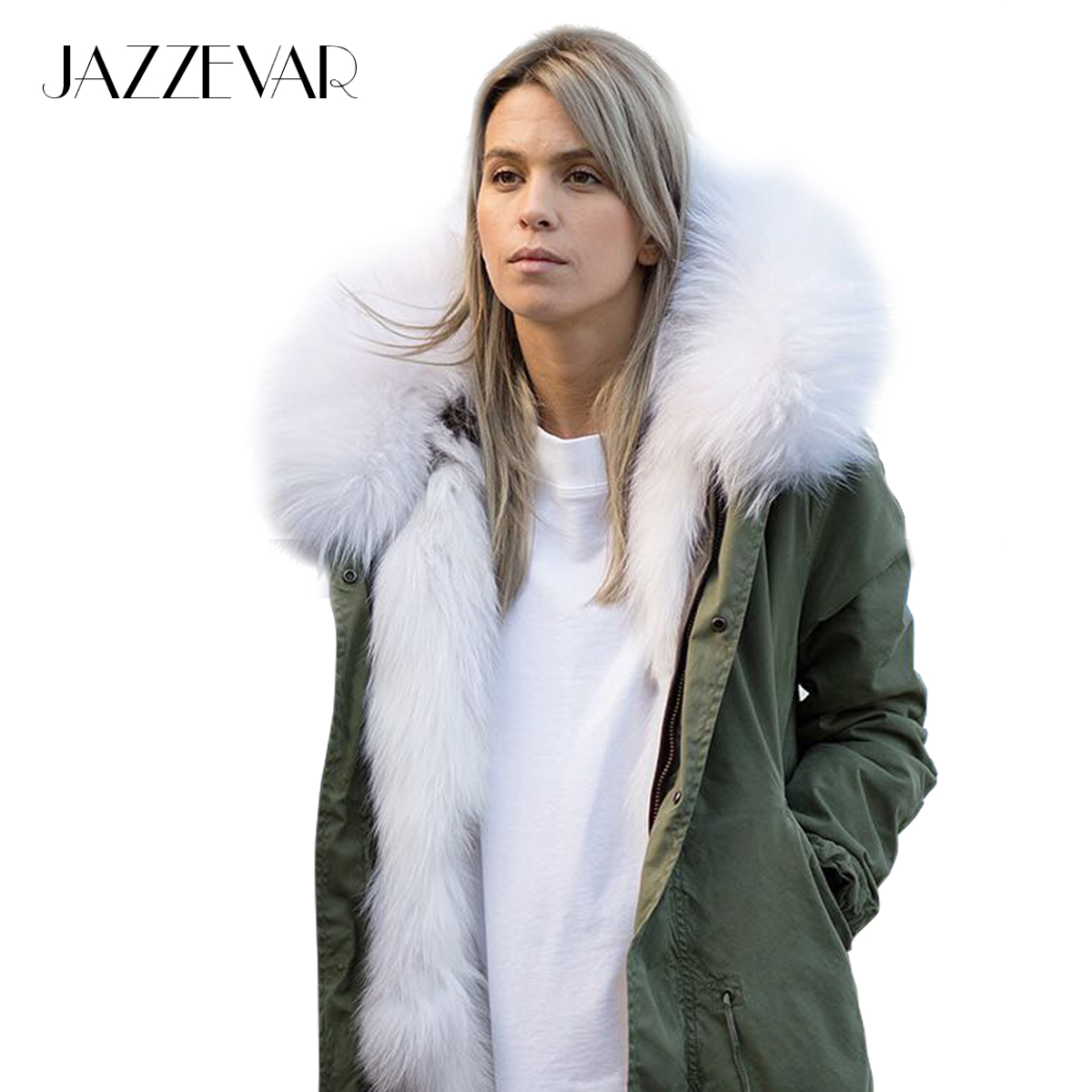 Online Get Cheap White Winter Coat Fur -Aliexpress.com | Alibaba Group