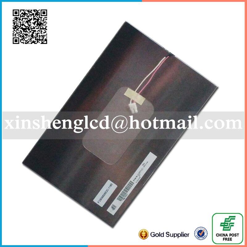 Origina 8.5inch 480x234 Screen A085FW01 V.5 V5 V.7 V7 Digital LCD Screen test work good free shipping