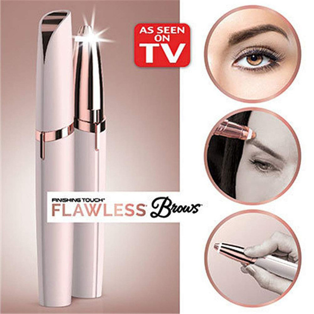 Flawless Trimmer Painless Hair Removal