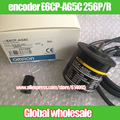 Envío gratis encoder absoluto/E6CP-AG5C encoder 256 P/R/para Omron encoder del motor servo