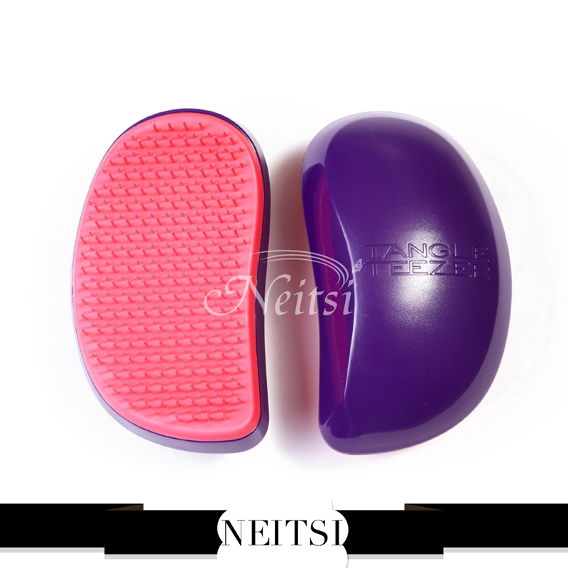 Hair extension loop brush images hair extension hair neitsi hot hairbrushes 1pcs lot purple detangling hair extension neitsi hot hairbrushes 1pcs lot purple detangling pmusecretfo Images