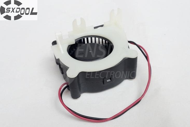 Free Shipping SXDOOL PLB05020S24M 5020 50mm 5cm DC 24V 0.14A inverter fan 5CM 50 * 50 * 20MM blower turbo free shipping rc car 1 10 tram 540 550 3650 motor with fans radiator heat sink for 3650 3660 3670 3674 540 550 size motor