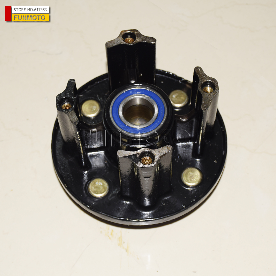 front wheel mounting bracket wheel hub fit for LONCIN/JIANSHE/LONGDING/BASHAN 250cc ATV, поршень loncin gn300