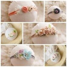 flower  headbands newborn baby princess cute creative headwear headband photo props hair accessory