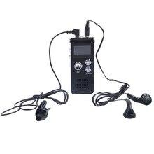 Mini USB Flash 8 GB 650HR Digital Audio Enregistreur Vocal Rechargeable Dictaphone USB Lecteur MP3 Lecteur