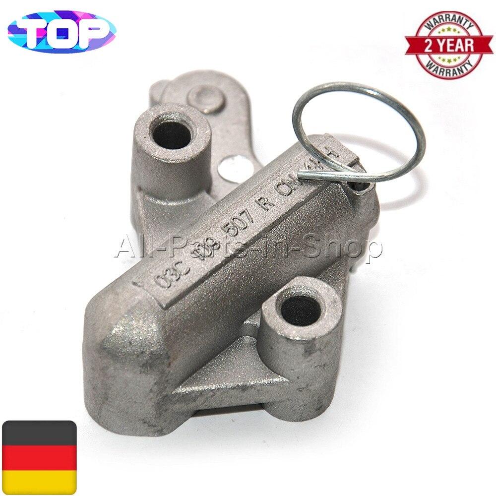 AP01 For VW Polo Touran Golf Passat Jetta EOS Tiguan Scirocco Sharan CC Bettle Timing Chain Tensioner 03C109507M 03C109507R|tension|tensioner chain|  - title=