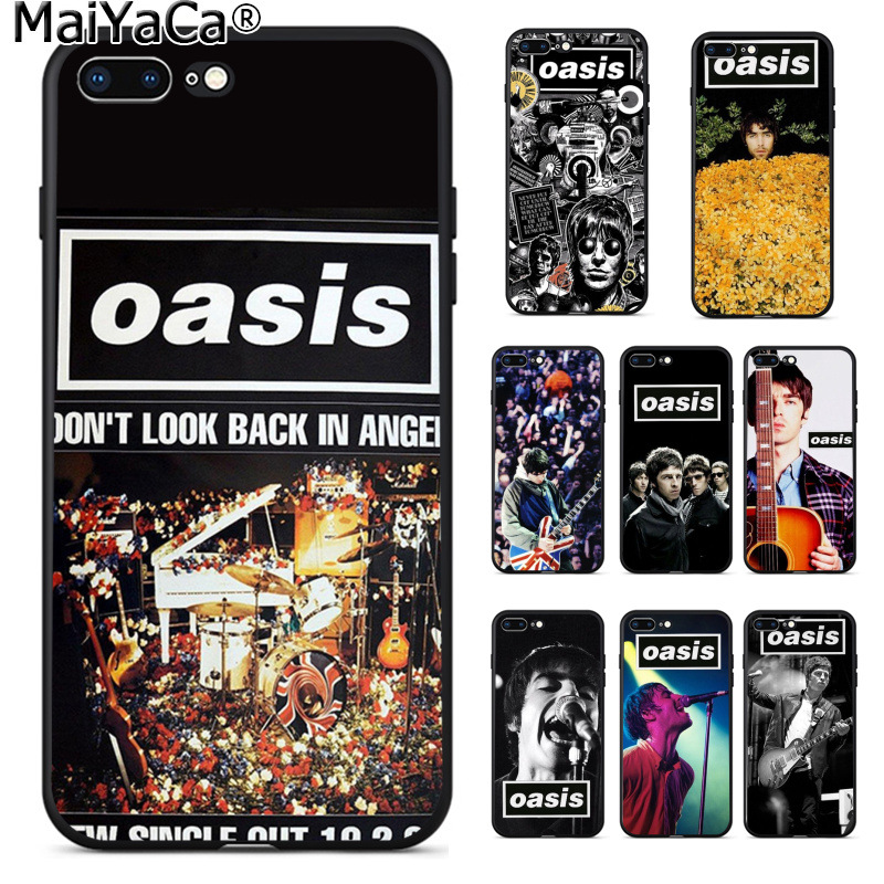 coque iphone 8 oasis
