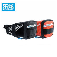 ROSWHEEL Cycling Bag Bicycle Bike Seatpost Bag Ciclismo Pouch Seat Saddle Rear Tail Package Multifunction Bag Outdoor