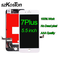 Original SZKOSTON Lcd For IPhone 7 Plus 7 Screen High Quality Display Digitizer Complete 3D Touch