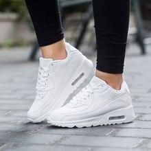 Breathable Men sport Shoes Trainers Flat running Shoes Comfortable Zapatillas Hombre Basket Femme Light Soft max size 38-45