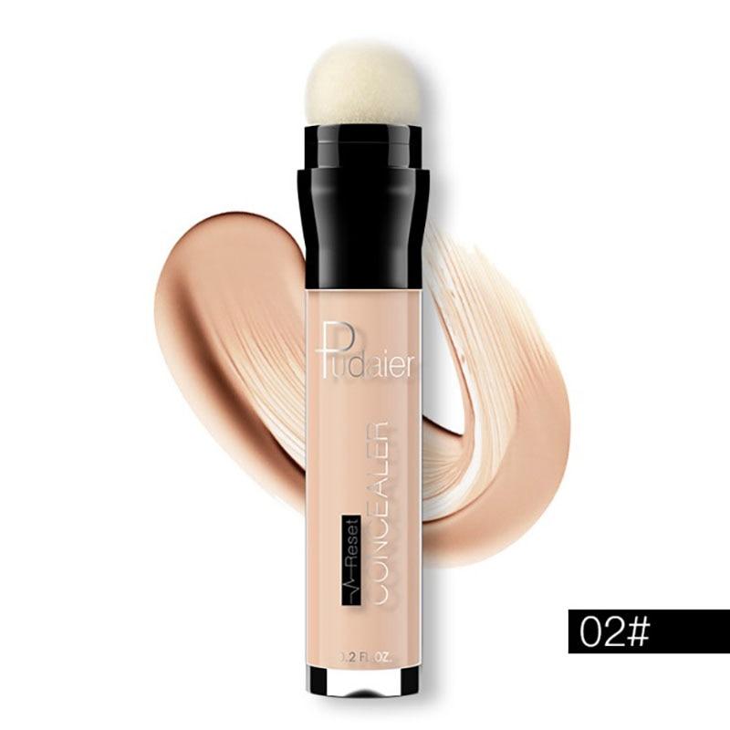 New Face Concealer Cream Full Cover Makeup Liquid Facial Corrector Waterproof Base Make Up for Eye Dark Circles Cosmetic
