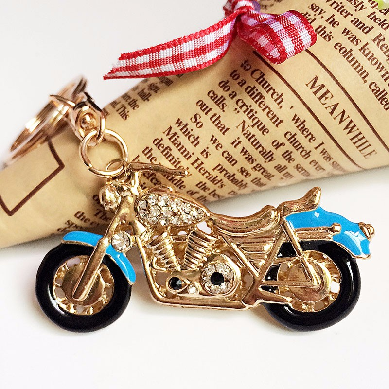 NEW Metal Motorcycle Key Ring Cool Key Keychains Gifts For Best ... 2e29b2e7ff