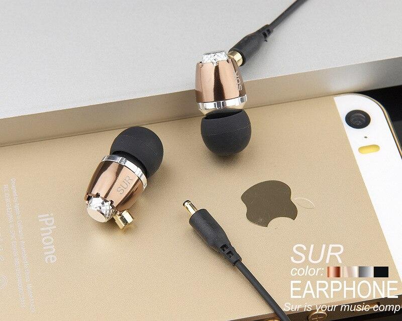 Diseño de moda Original JBMMJ SUR S520 En Auricular Auricular - Audio y video portátil - foto 2