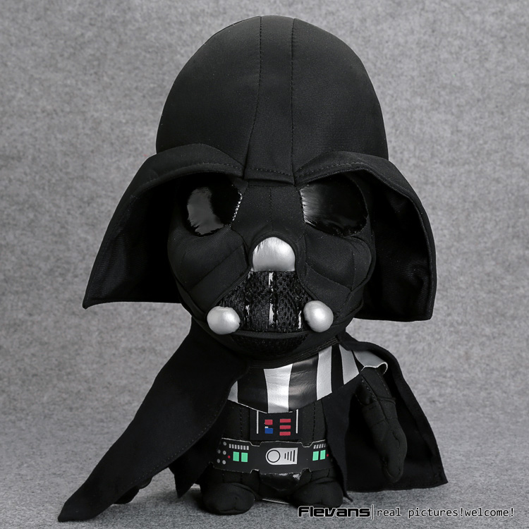 Star Wars Plush Toys Stormtrooper Darth Vader R2-D2 Soft Stuffed Dolls 12 30cm 3 Styles ANPT504 maikii star wars stormtrooper 16gb usb 2 0
