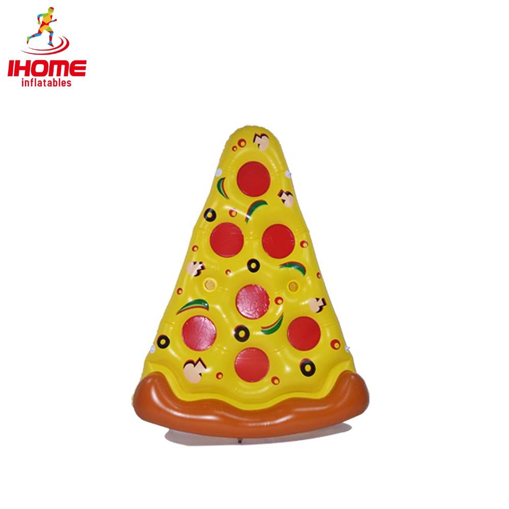 50 UNIDS Siez 180 * 150 * 18 CM Pizza Rebanada Piscina Flotador - Deportes acuáticos