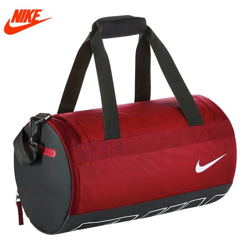 Original NIKE New Arrival Authentic ALPHA ADAPT DRUM DUFFEL Men's Handbags Sports Bags new japanese original authentic vfr3140 5ezc