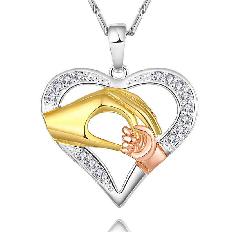 AAAA Fashion Mothers Day Gift Heart-shaped
