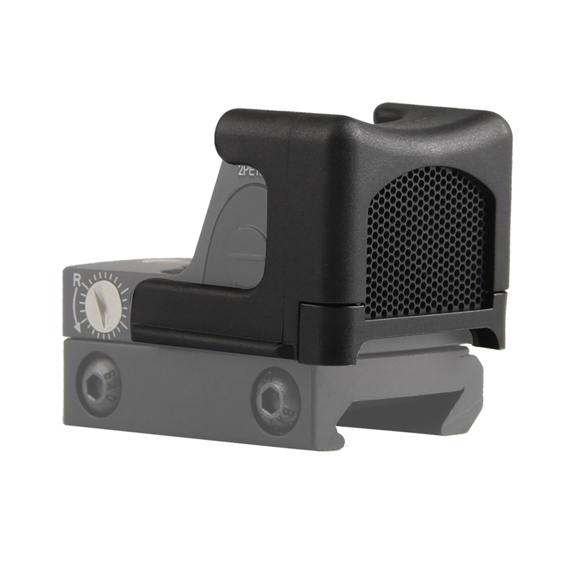Anti-Reflection Device Killflash Protective Lens Honeycomb Metal Mesh Protector Sight Scope Cap For RMR Red Dot Sight